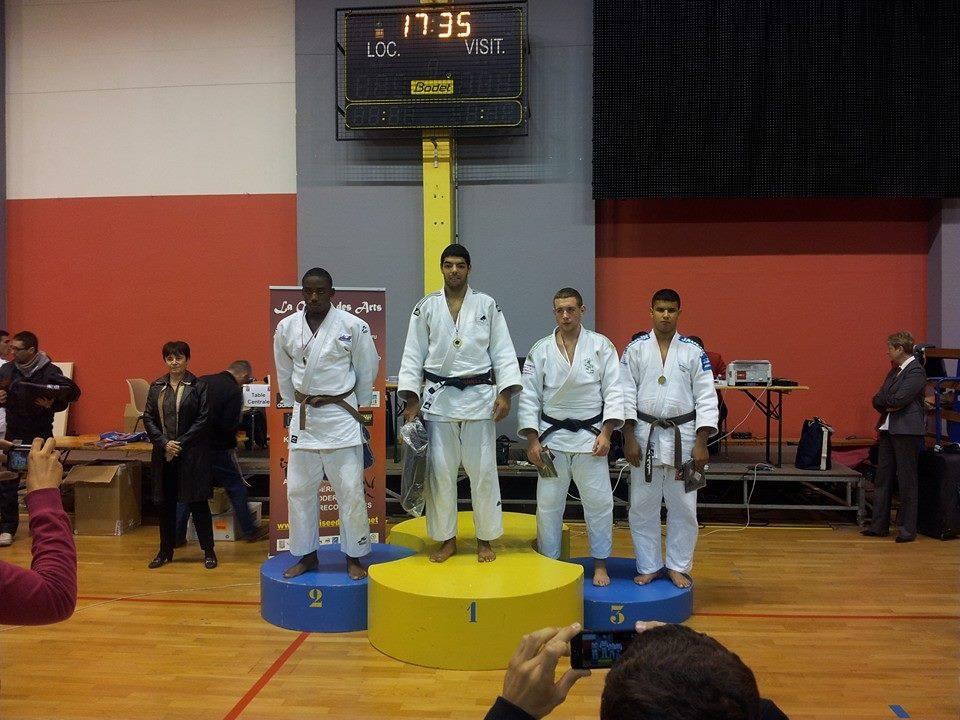 podium -100 Amiens